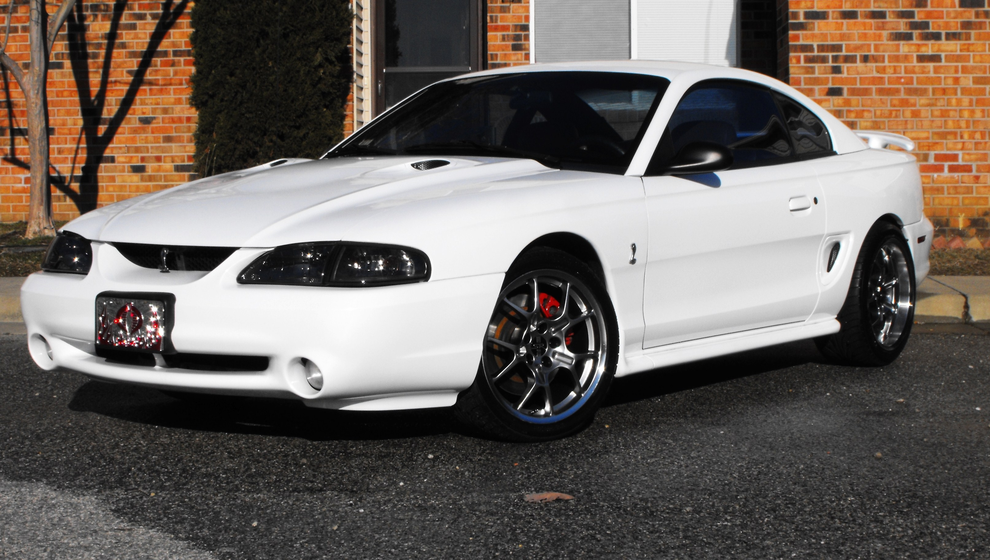 Bouttime09 1996 Ford MustangCobra Coupe 2D Specs, Photos