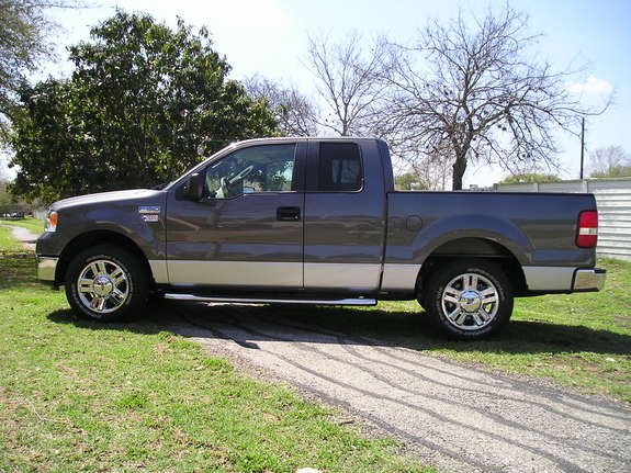 Supercab Specs F 150 Ford