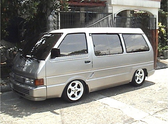 Wendz71 Nissan Vanette Specs Photos Modification