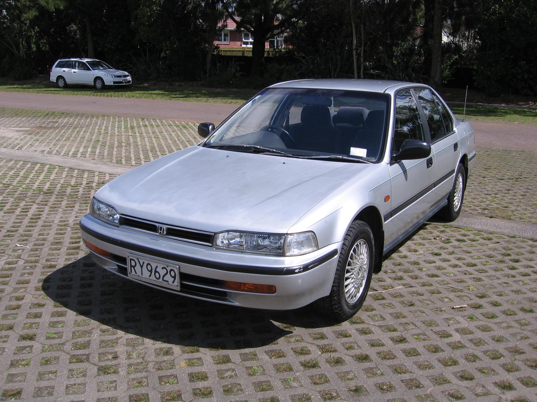 BAWDC Magee 1993 Honda Accord Specs s Modification Info at