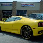 Parkinglotking 2003 Ferrari 360 Modena Specs Photos Modification Info At Cardomain