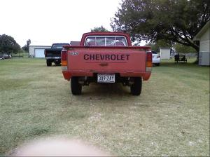 famous 1980 chevy luv 4x4