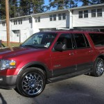 Sasoriza911 2007 Ford Expedition Elxlt Sport Utility 4d Specs Photos Modification Info At Cardomain