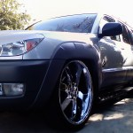 Webbz 2003 Toyota 4runnersr5 Sport Utility 4d S Photo Gallery At Cardomain