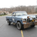 Chevelle72kid 1978 Ford F250 Crew Cab Specs Photos Modification Info At Cardomain