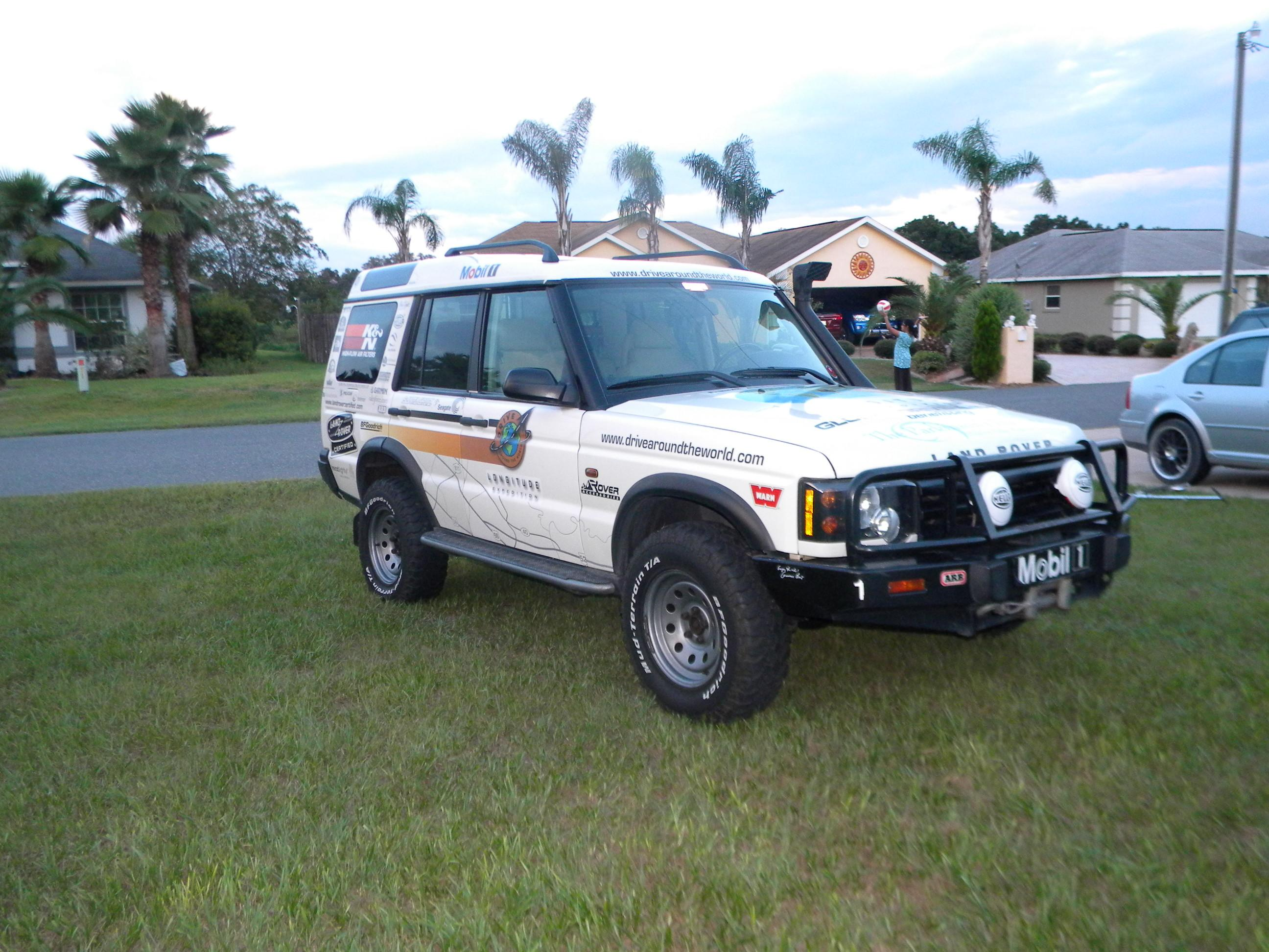 landroverd1 2003 Land Rover Discovery Series II Specs s
