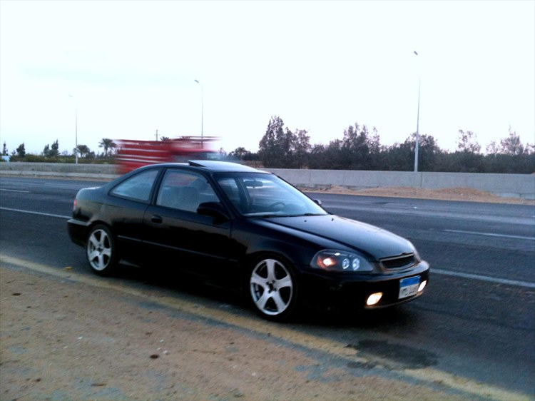96 Coupe Clubcivic