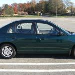 Egtist 2001 Honda Civiclx Sedan 4d Specs Photos Modification Info At Cardomain