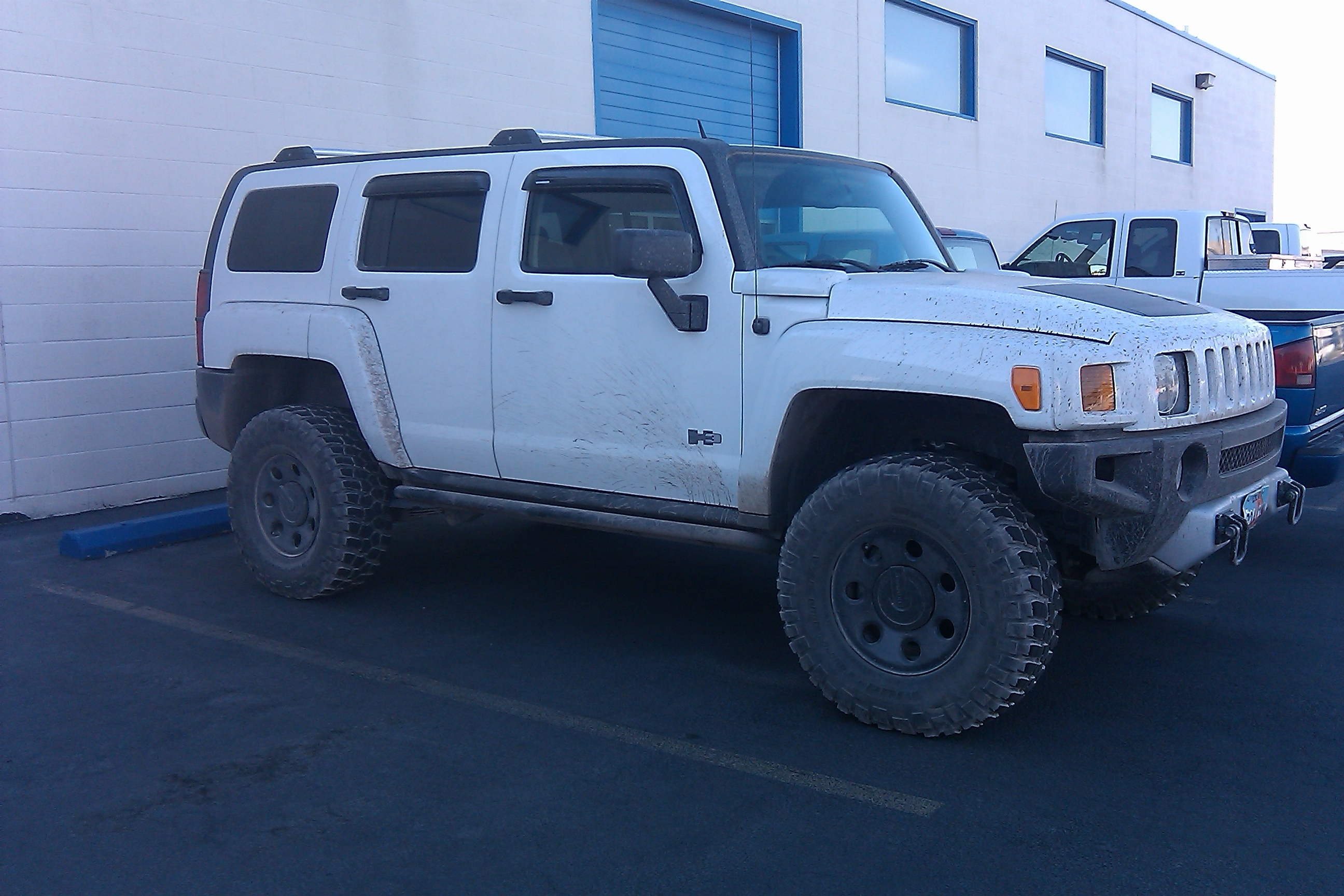 krid379 2008 Hummer H3 Specs s Modification Info at CarDomain