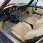 1984 Porsche 911 Targa Kiln Red Metallic
