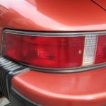 1984 Porsche 911 Carrera Targa Kiln Red Metallic