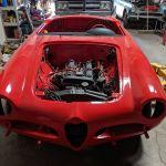 1958 Alfa Romeo Giulietta Spider Normale Project
