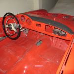 1958 Alfa Romeo Spider Normale Red Project