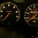 1990 Porsche 964 C4 Cabriolet Black