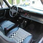 1980 Porsche 911SC Euro Coupe Pasha Velour