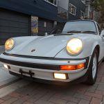 1988 Porsche 911 Carrera Coupe GP White