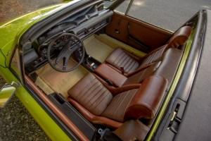 1974 Porsche 914 1.8 Delphi Green Metallic