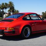 1989 Porsche 911 Carrera G50 Coupe Guards Red