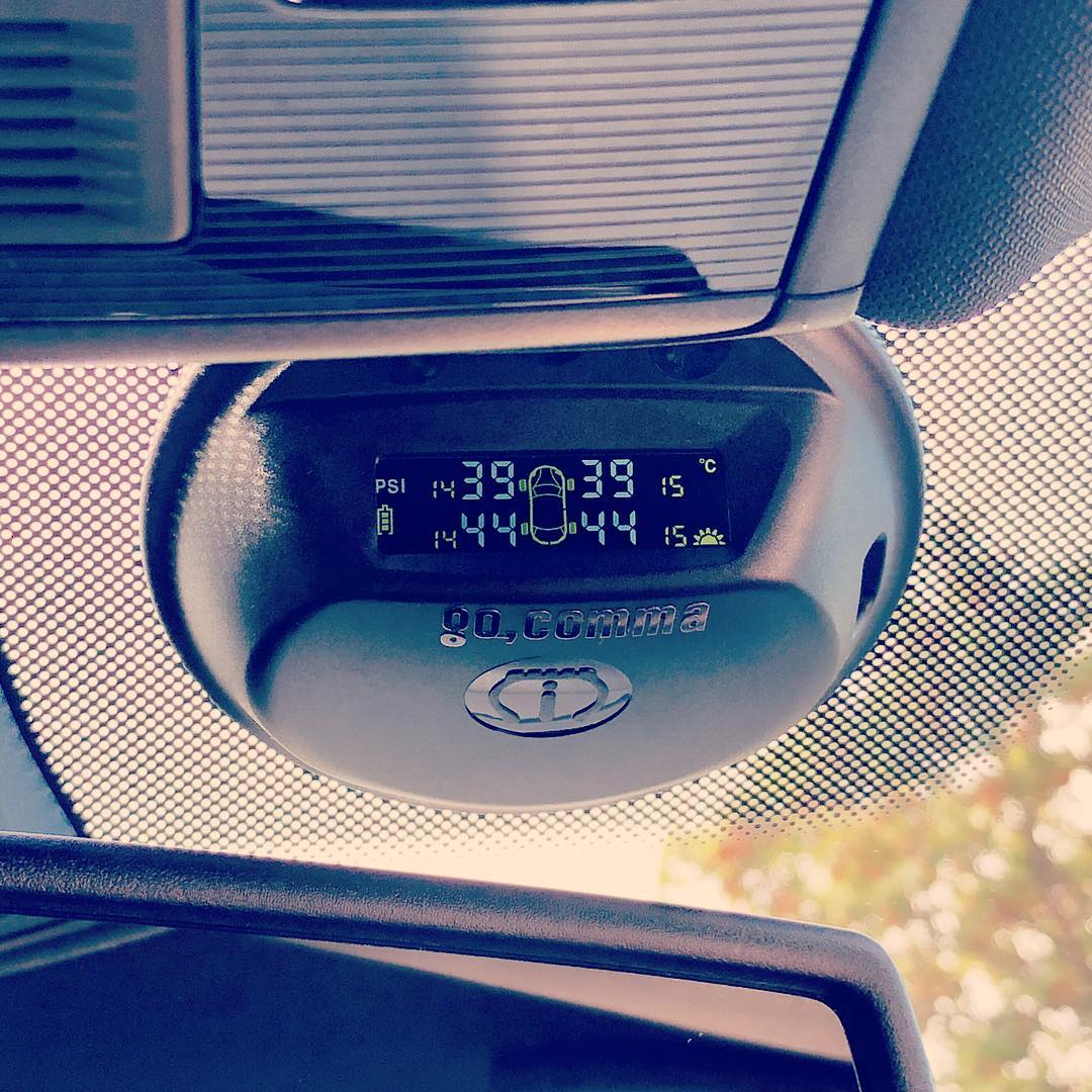Gocomma M20 Tire Monitor
