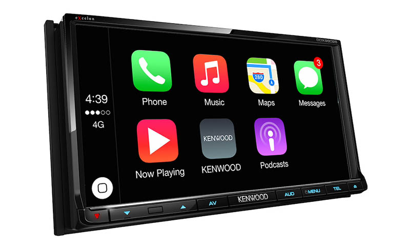 Kenwood DDX9902S & DDX9702S Firmware 1 6 0 Update Available