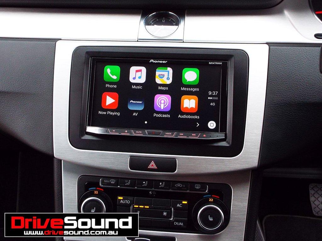 CarPlay Installs: Pioneer AVH-4100NEX in a Volkswagen Passat CC