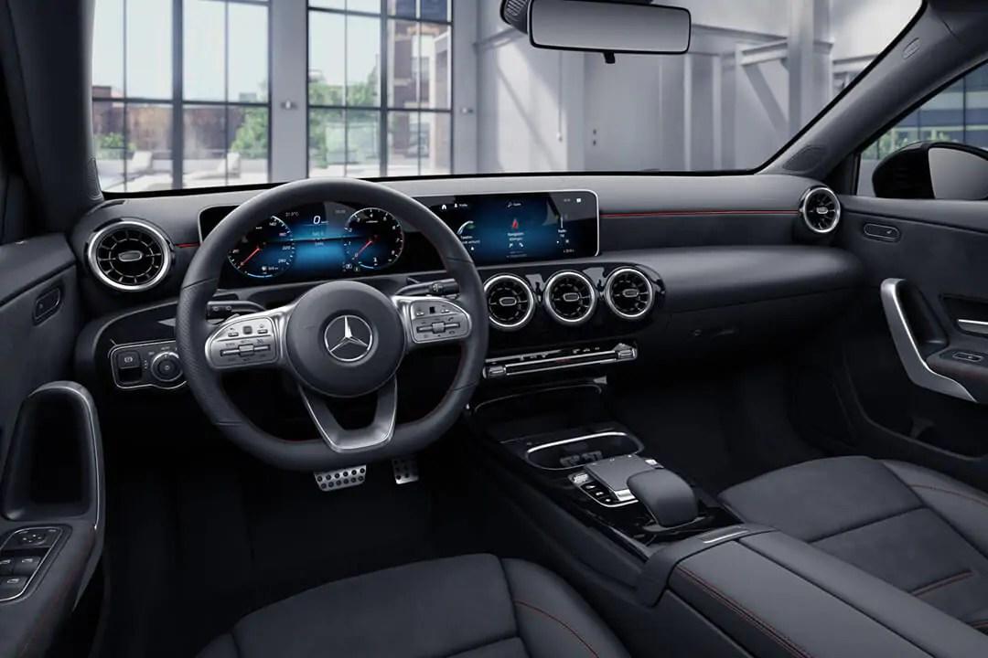 Nya Mercedes Benz A 200 AMG Line Privatleasing Online