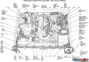 Mini Cooper Engine Parts Diagram | Automotive Parts