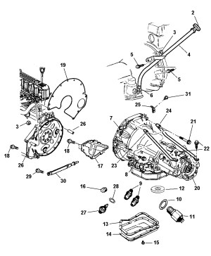 2005 Jeep Grand Cherokee Parts Diagram | Automotive Parts