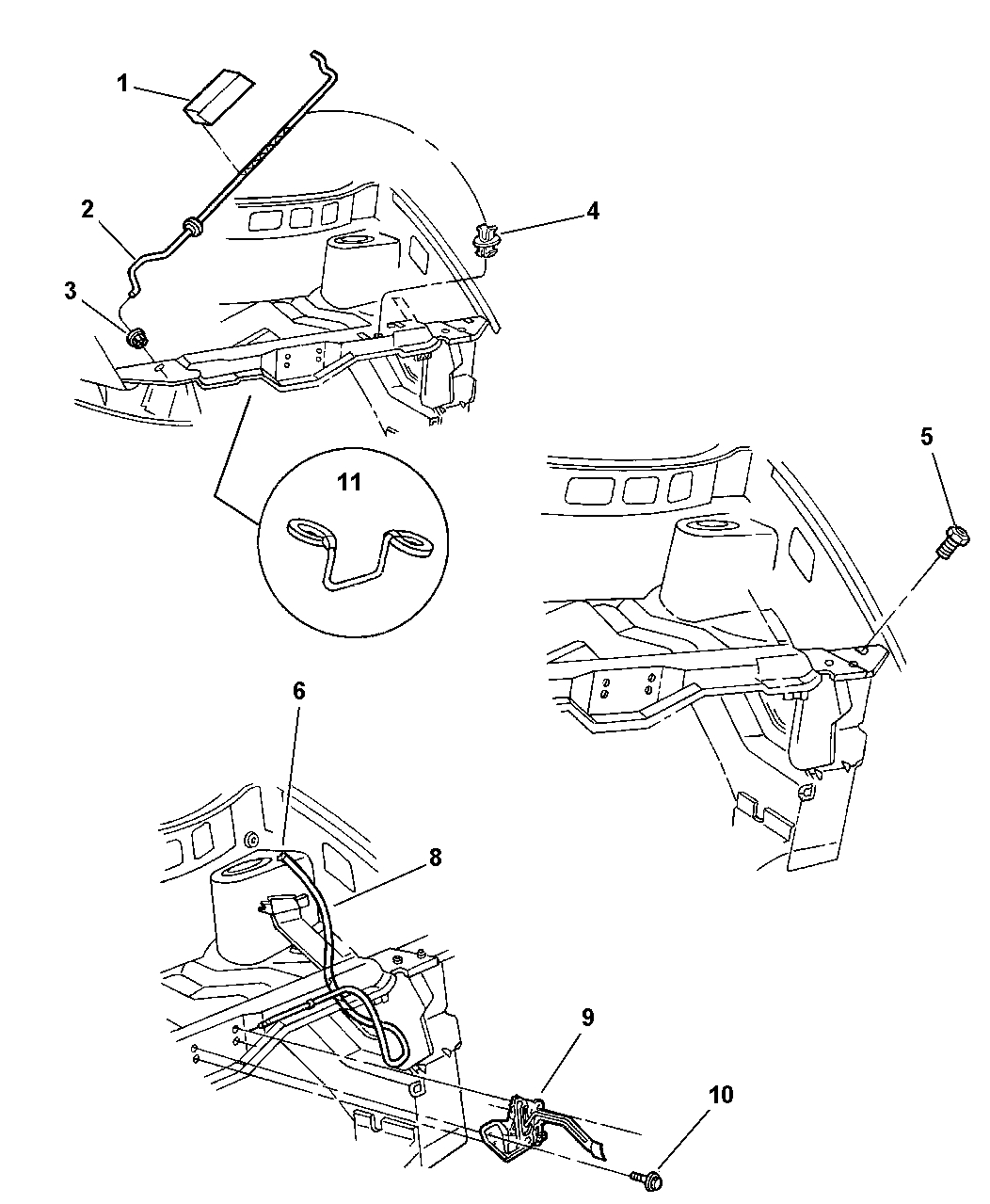 Breathtaking chrysler town and country parts diagram pictures best