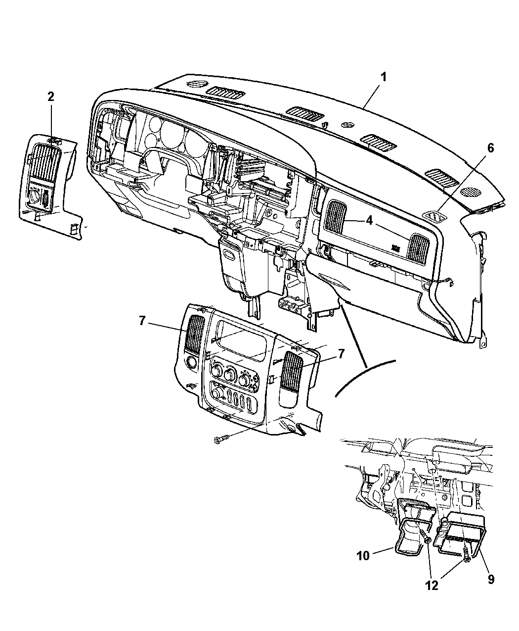 2002 Dodge Ram 1500 Wiring Diagram