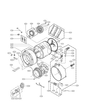 Kenmore Elite Washer Parts Diagram | Automotive Parts
