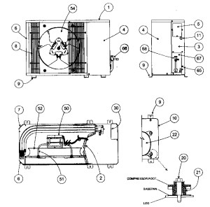 Carrier Heat Pump Parts Diagram | Automotive Parts Diagram Images