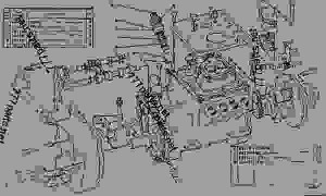 3208 Cat Engine Parts Diagram | Automotive Parts Diagram
