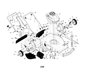 Briggs And Stratton Lawn Mower Parts Diagram | Automotive