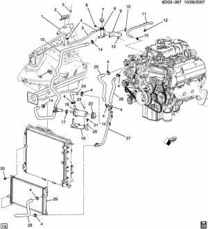 2003 Cadillac Cts Parts Diagram | Automotive Parts Diagram