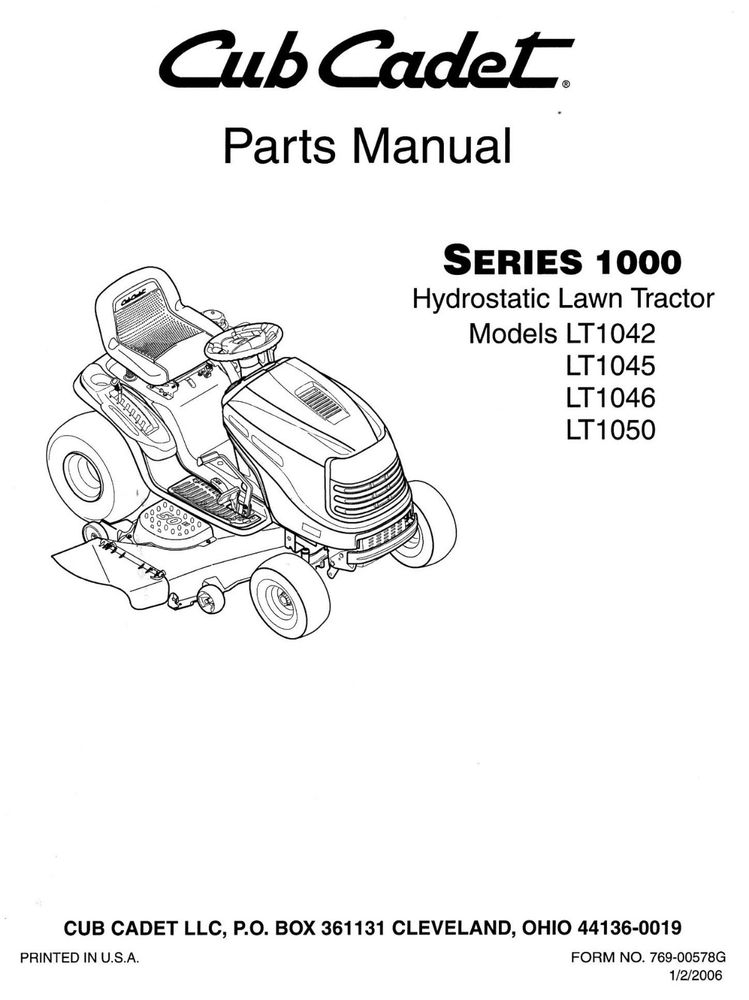 Wiring Diagram Cub Cadet 1863 Club Car Wiring Diagram