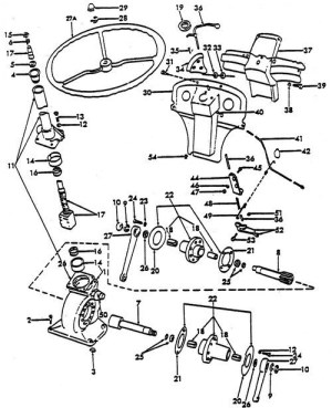 WIRING DIAGRAM FOR A 3910 FORD TRACTOR  Auto Electrical Wiring Diagram