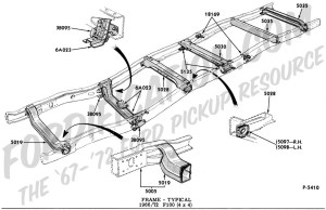 Ford F150 Body Parts Diagram | Automotive Parts Diagram Images