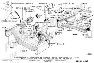Ford F150 Body Parts Diagram | Automotive Parts Diagram Images