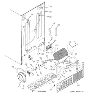 Ge Refrigerator Ice Maker Parts Diagram | Automotive Parts
