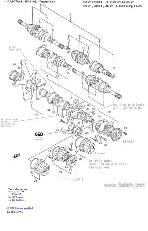 Gm Parts Diagrams With Part Numbers | Automotive Parts Diagram Images