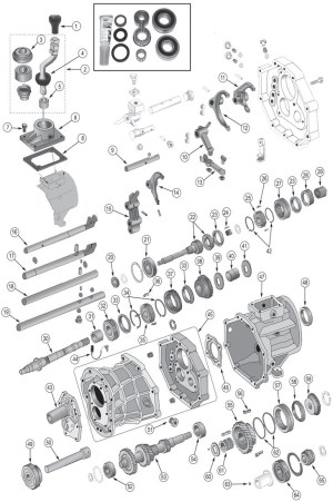 1998 Jeep Grand Cherokee Parts Diagram | Automotive Parts