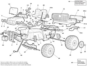 John Deere 855 Parts Diagram | Automotive Parts Diagram Images