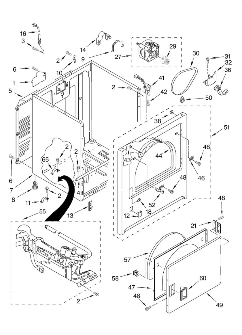 kenmore 80 series dryer. kenmore series 80 dryer electrical wiring diagrams switch vehicle