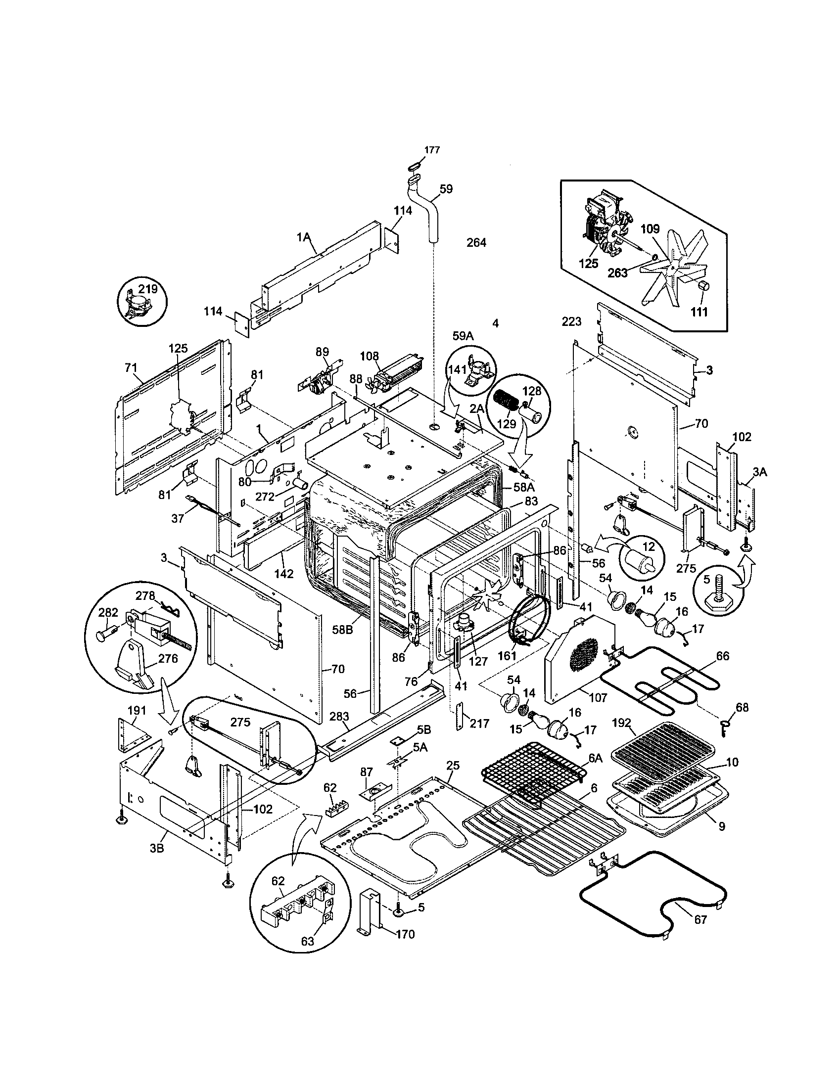 Kenmore Ultra Wash Dishwasher Parts Diagram