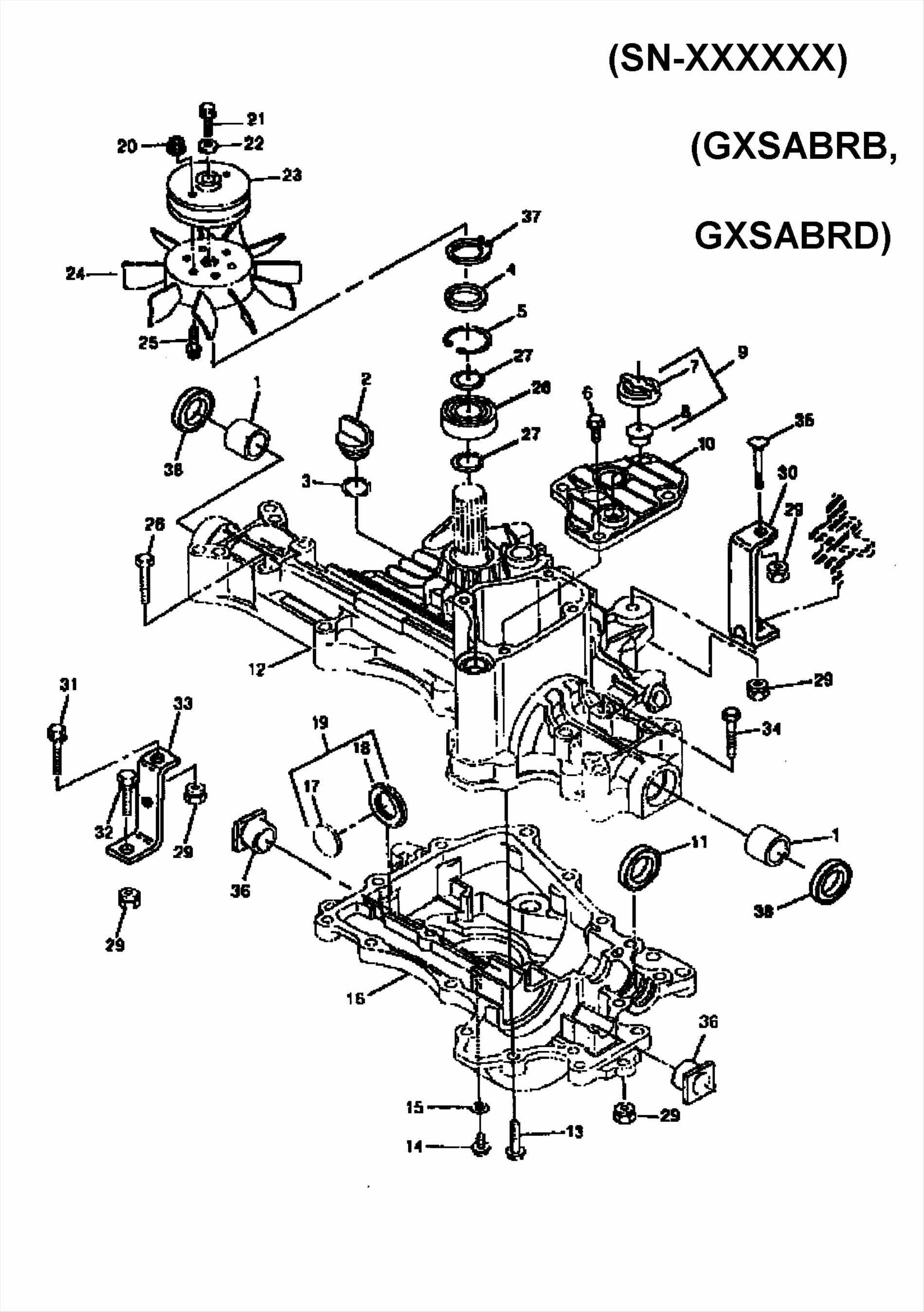 Manual For Craftsman Yt Mower
