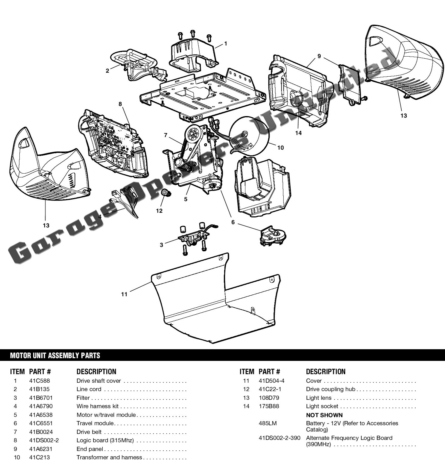 Wiring Diagram For Garage