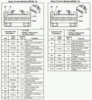 2004 Pontiac Grand Prix Parts Diagram | Automotive Parts Diagram Images