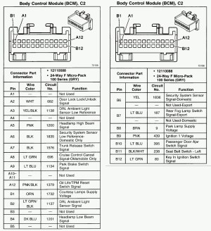 2004 Pontiac Grand Prix Parts Diagram | Automotive Parts
