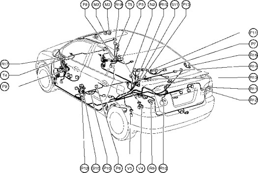 2008 Toyota Sequoia Parts Diagram Periodic Diagrams Science